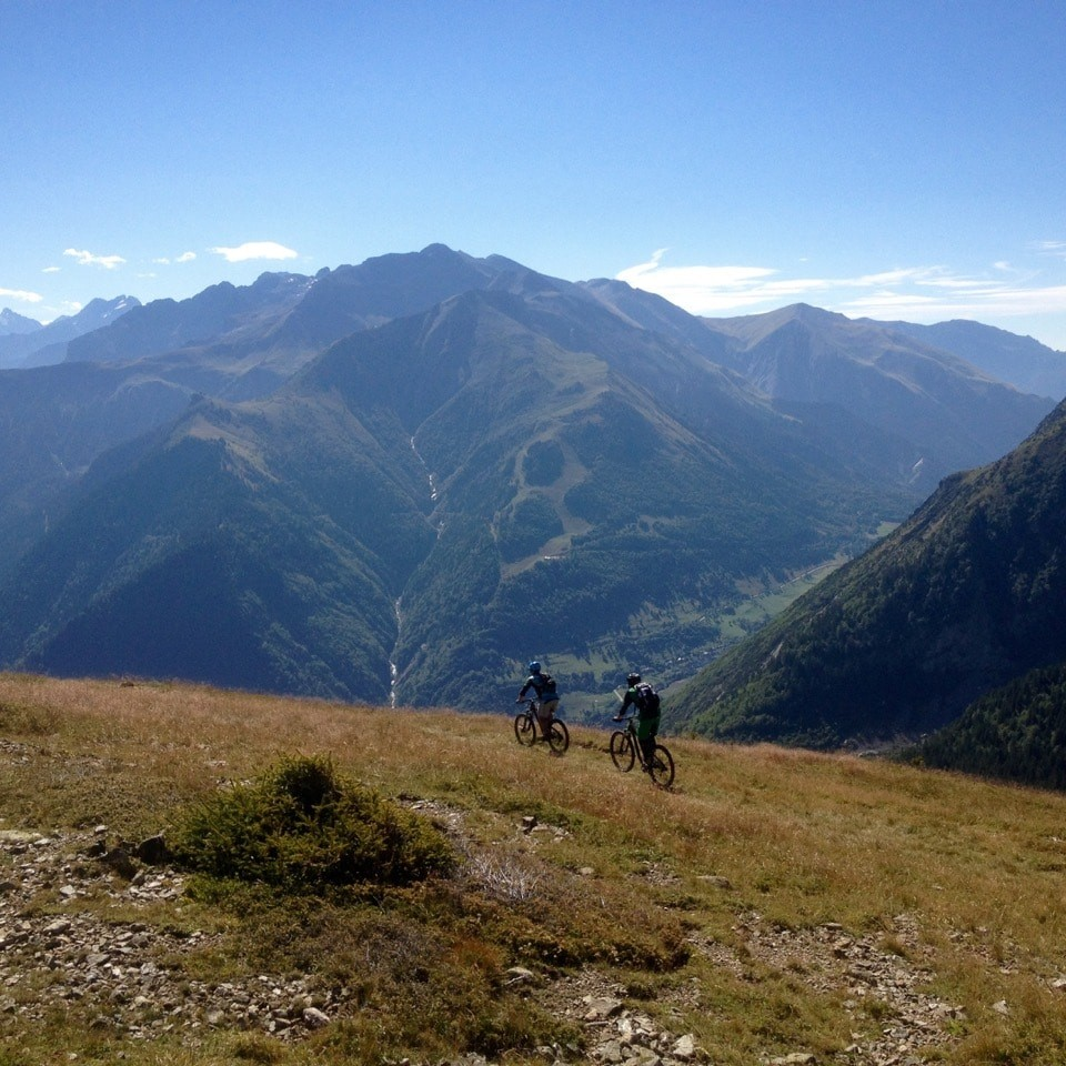 Enduro Trip Oisans, Gratin dauphinois à vtt, Grenoble / la Grave