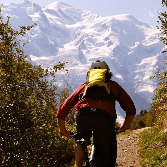 traversée vtt des Alpes, Fabuleuse traversée des Alpes