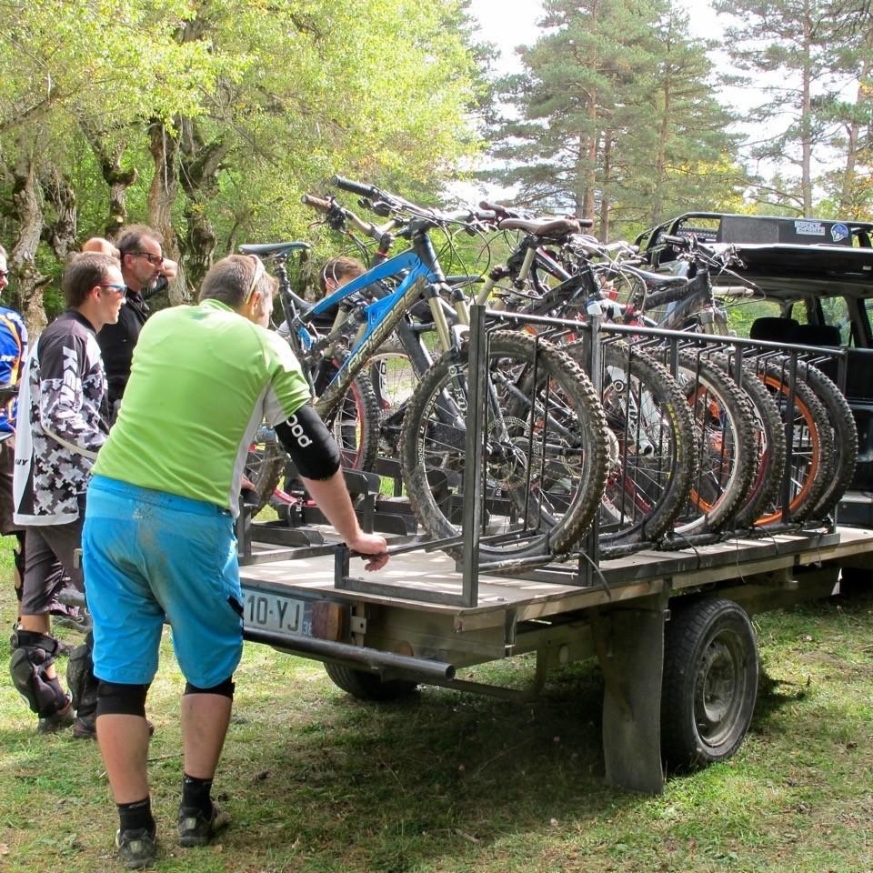 organisation de séjours vtt guidés caminobike